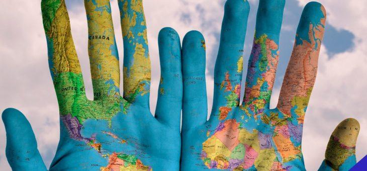 Mapa é território